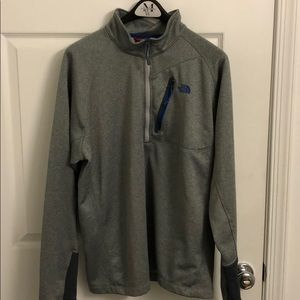 1/4 ZIP North Face Fleece